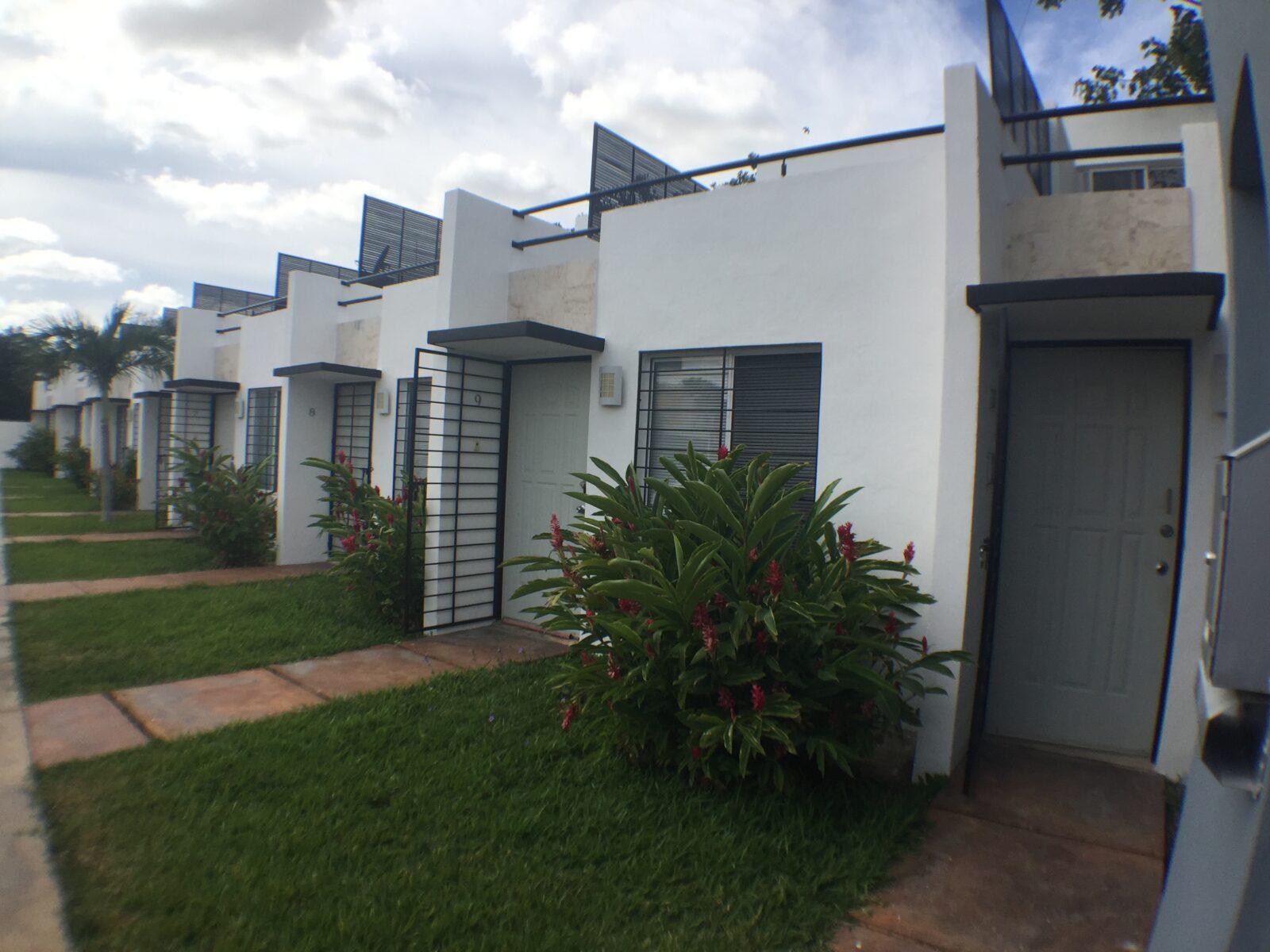 Sodzil villas departamentos amueblados en renta m rida for Departamentos amueblados