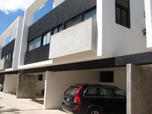 Townhouses en Renta Merida Norte