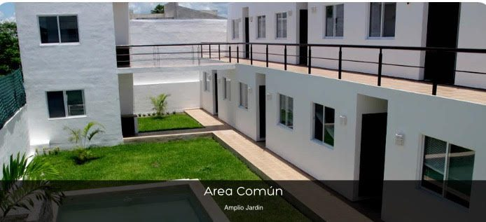 Departamento Amueblado Una Recámara Renta Mérida Norte