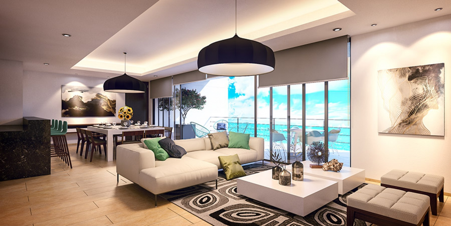Marola tu casa frente al mar for Casa moderna frente al mar