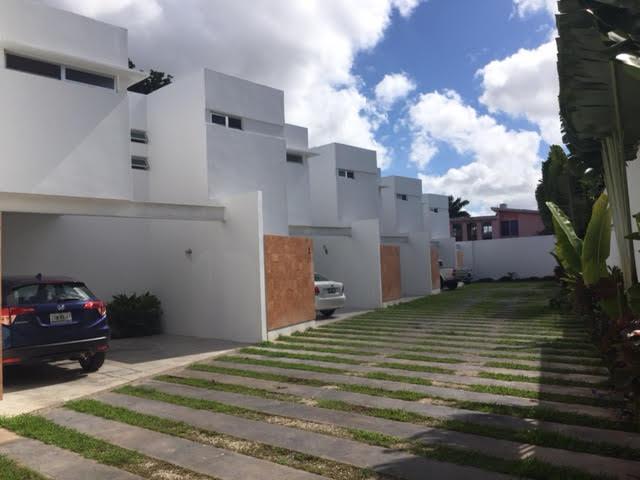 Casa en Condominio en Renta Benito Juárez Norte Amueblada
