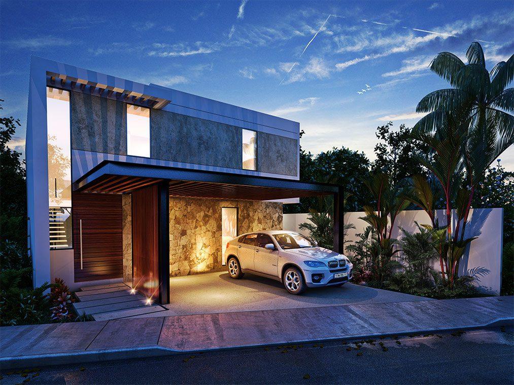 Casa Nueva En Venta Residencial Altamira En M Rida