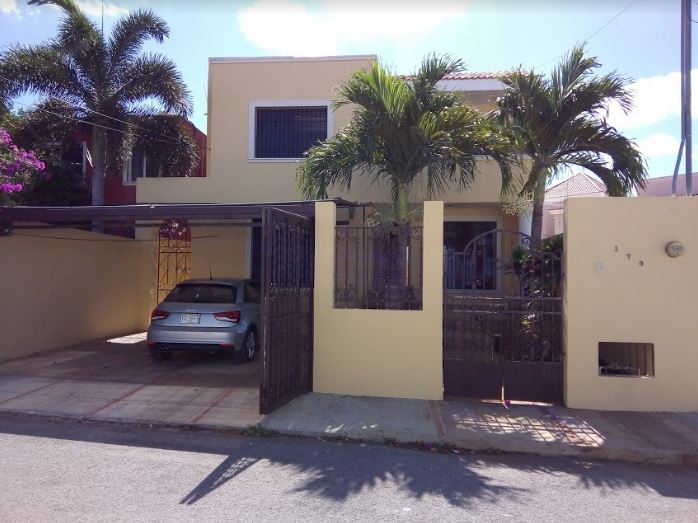 Casa en Renta Fracc. La Florida Mérida zona norte