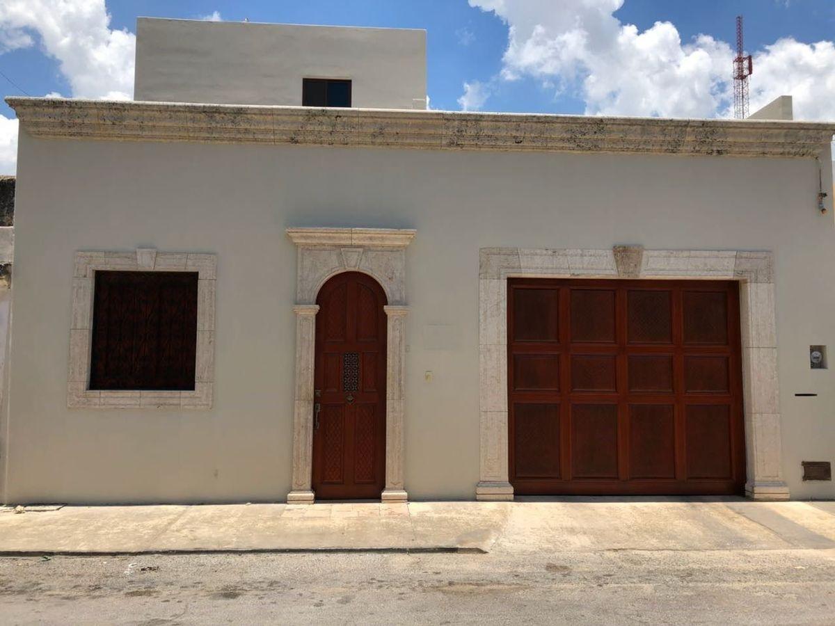 Elegante Residencia en Renta a pocos metros de Paseo de Montejo. Rentada