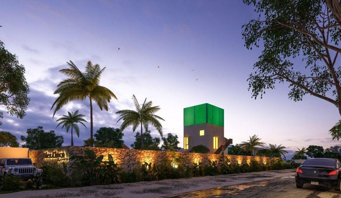 Diez Punto Cinco Chicxulub Puerto Townhouses en Venta