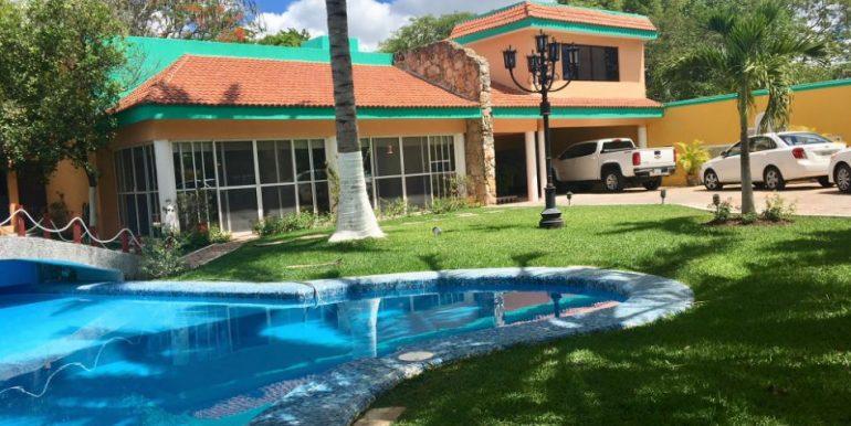 Cholul, Villa Cartagena for Sale