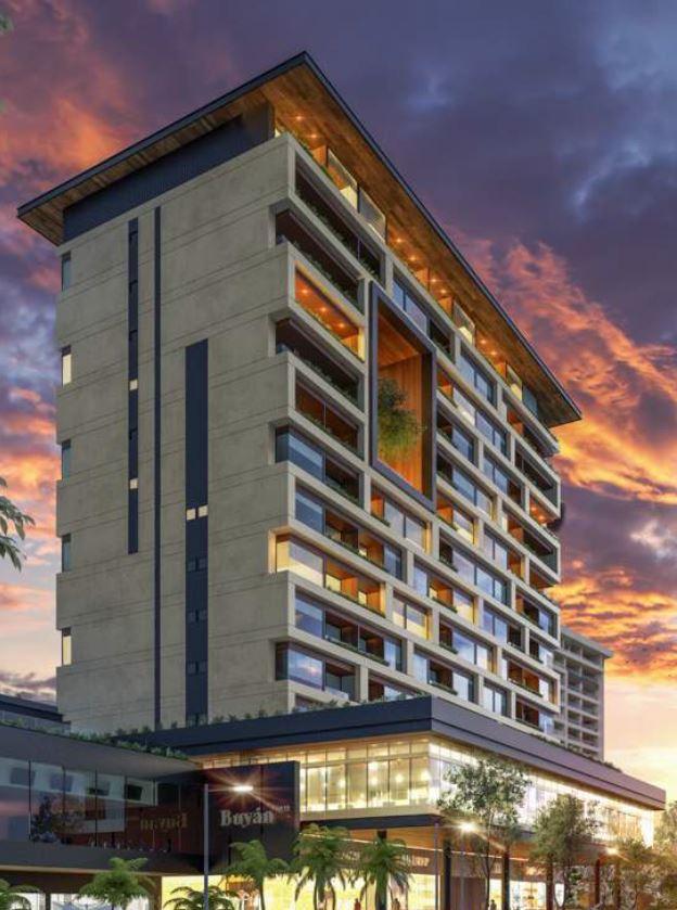 Baltia Apartments en Montes de Amé