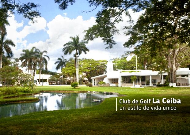 Privada Club de Golf La Ceiba Mérida, un estilo de vida único y placentero