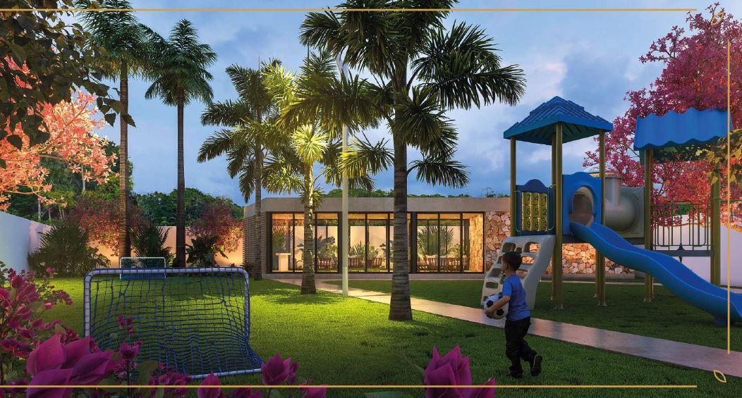 Gardena Privada Residencial en Mérida