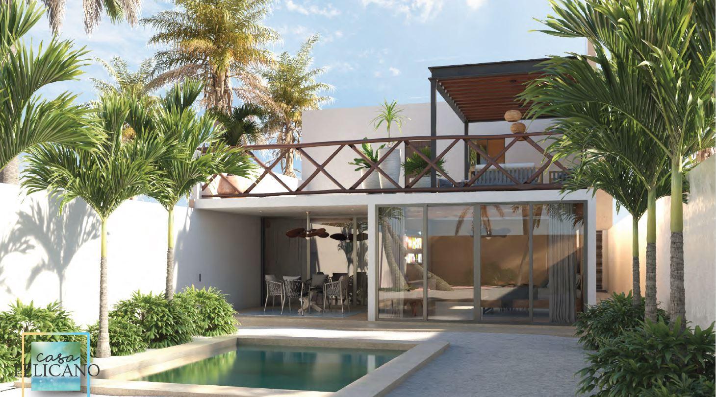 Casa Pelicano for sale in Chicxulub Beach