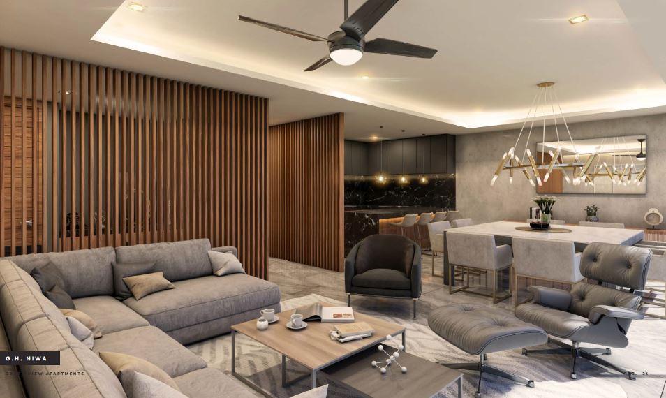 Enso Green View Apartments Preventa Modelo 4