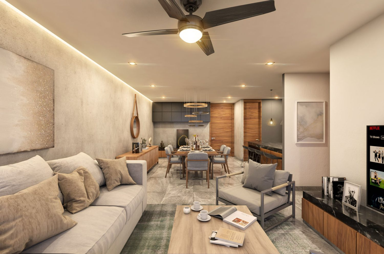 Enso Green View Apartments Preventa Modelo 1