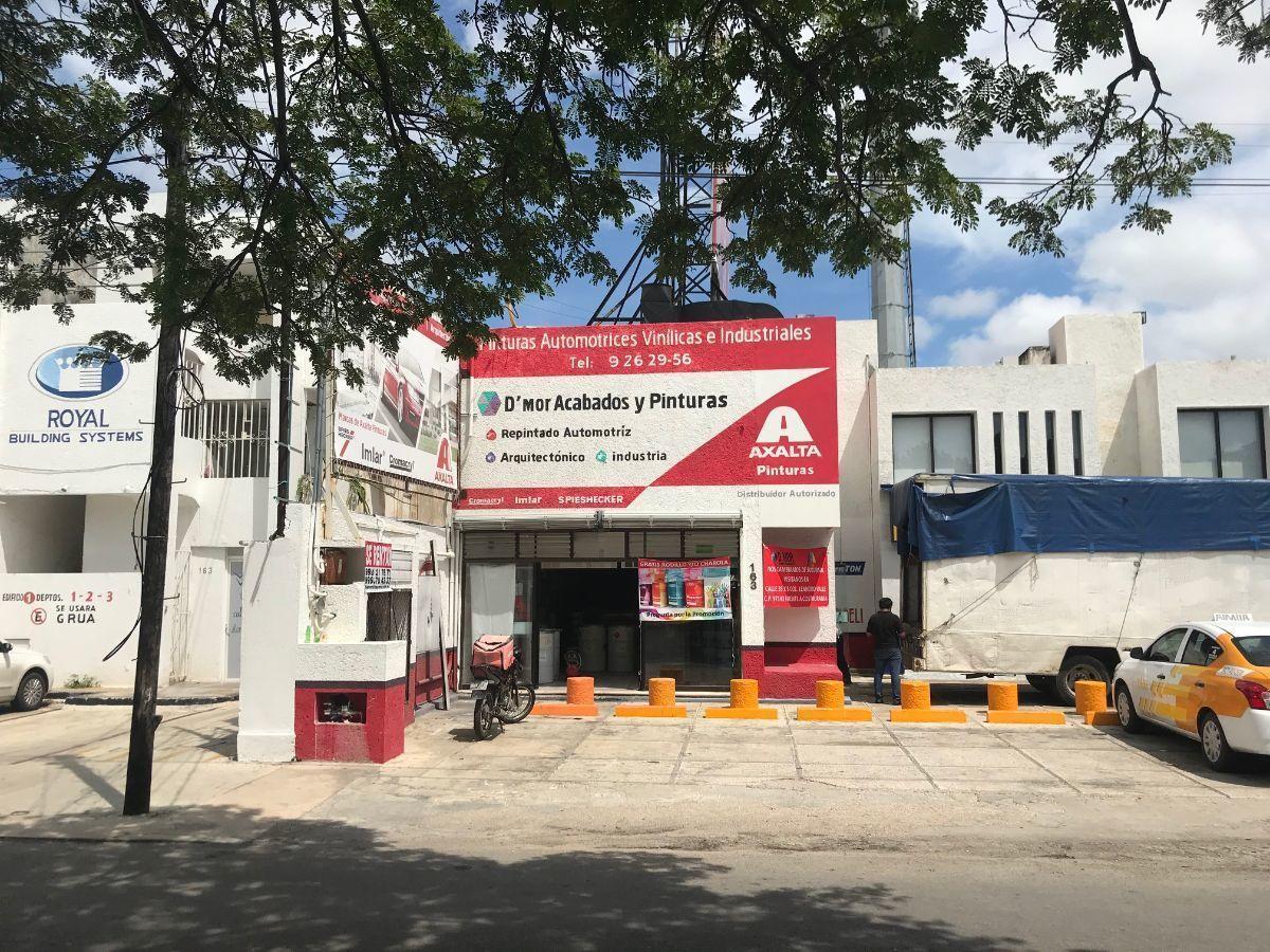 Renta local comercial sobre Av. José Díaz Bolio_1