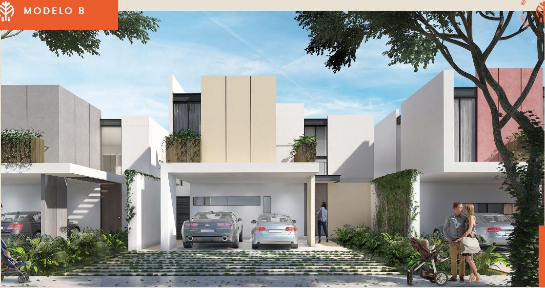 Macora 86 residencias en venta en Mérida