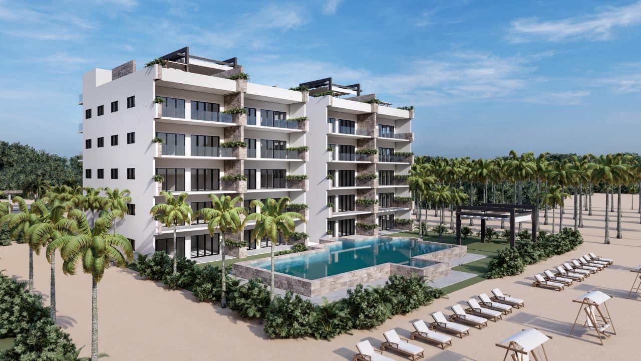 Beachfront Condos for Sale in San Crisanto