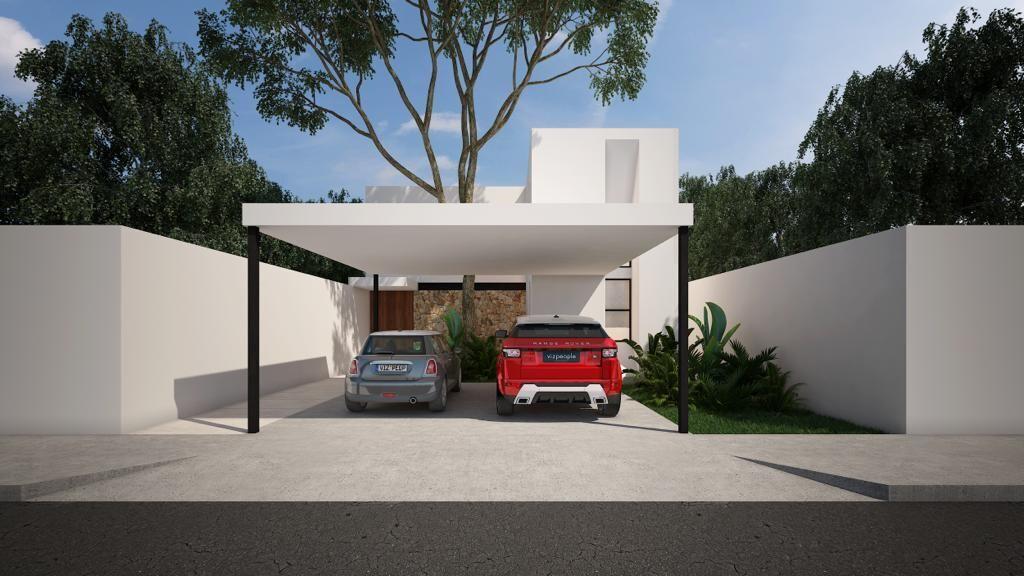 Zelena Residencial Casas en venta en Conkal_4