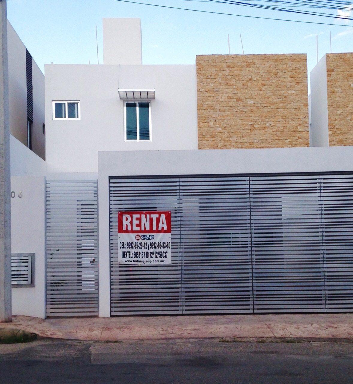 Casa en renta en Montes de Amé San Angelo RENTADA