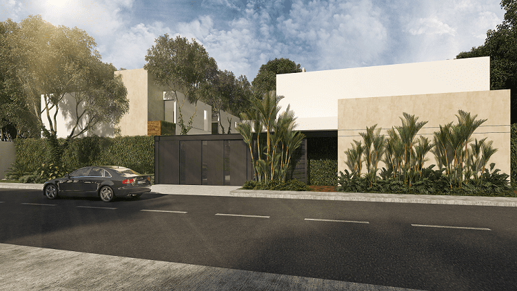 Townhouses Syrah en Temozon Norte_1
