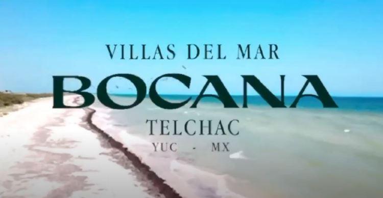 Bocana Villas frente al Mar Telchac Puerto