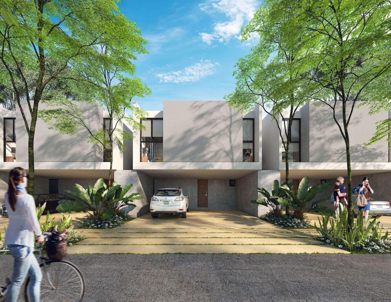 Kanahil Privada Casas en Venta en Mérida