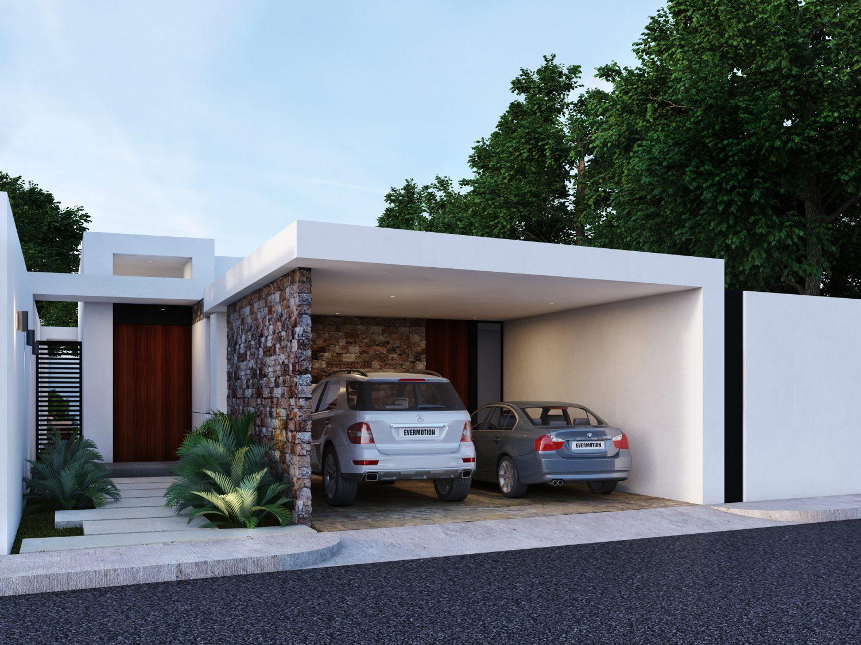 Serena Casas De Una Planta En Venta En Dzitya Balam Group