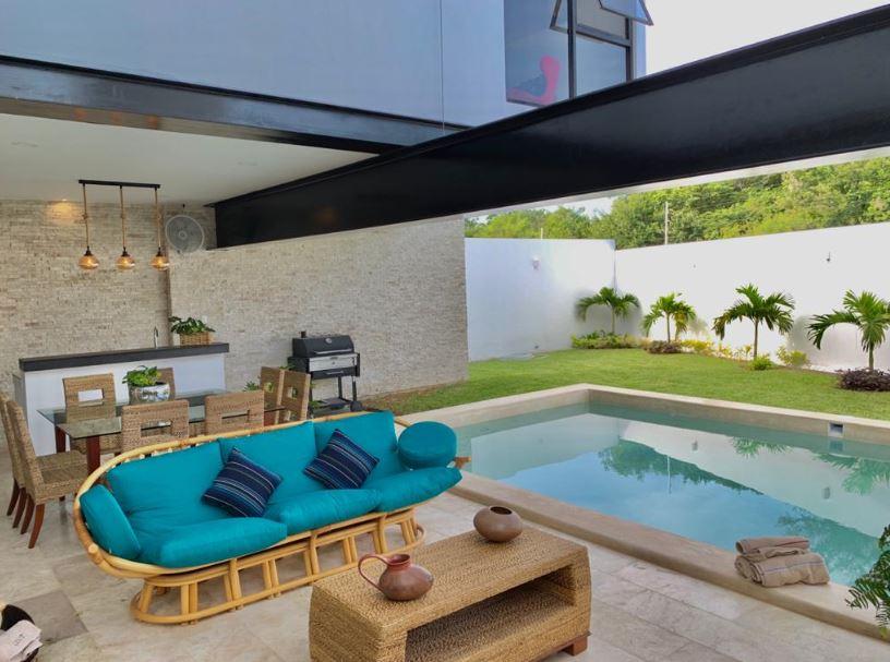 Casa en Venta Nortemerida, Lista para habitar totalmente equipada_b