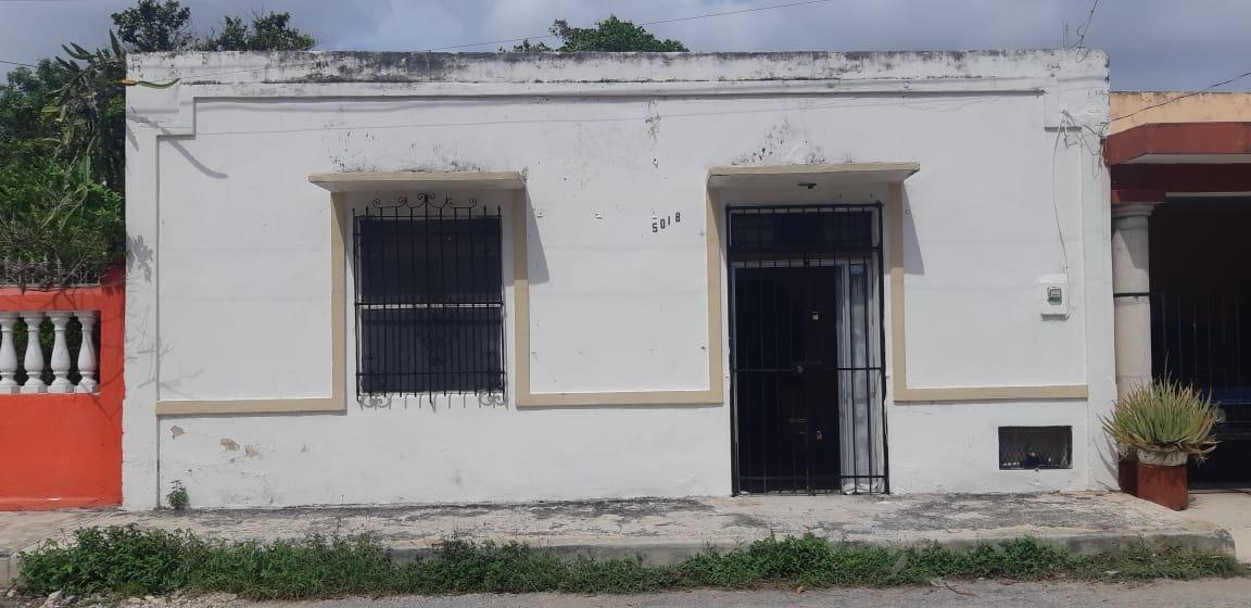 Casa De Una Planta En El Centro De Mérida En Venta Balam Group