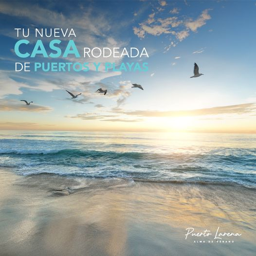 Puerto Larena Terrenos en Venta Playas de Yucatán