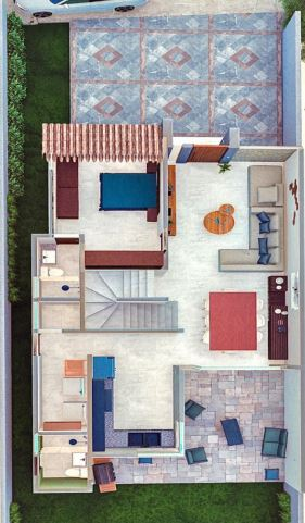 Casas en Venta en Privada Zendera Conkal_2