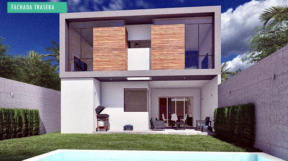 Casas en Venta en Privada Zendera Conkal_4