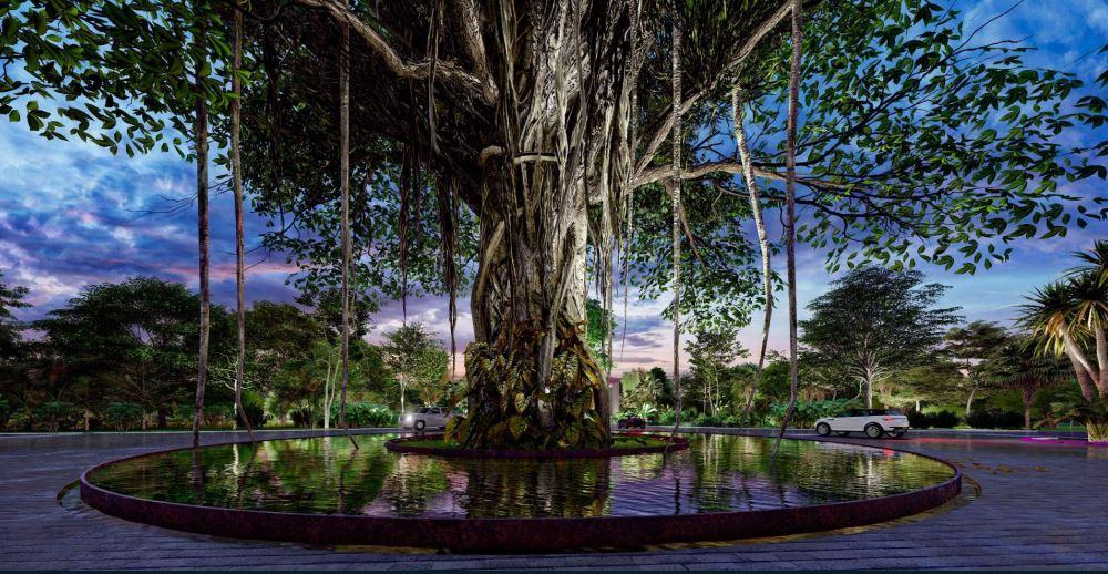 Parque Tamankaya, El Jardín Infinito de Mérida_1