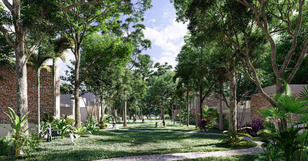Parque Tamankaya, El Jardín Infinito de Mérida_10