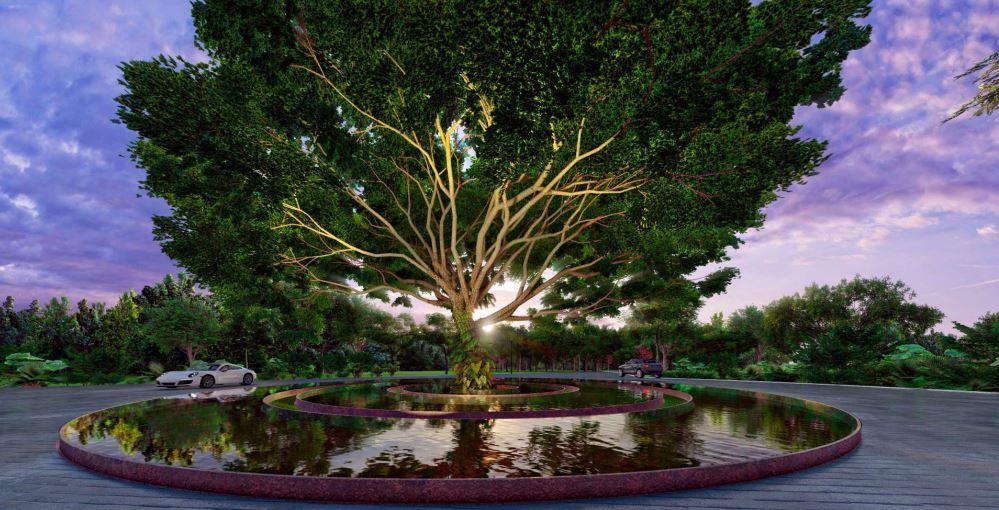 Parque Tamankaya, El Jardín Infinito de Mérida_4