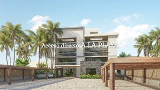 Townhouses de lujo en la Costa Yucateca | Costafina